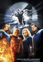 Najava: FANTASTIC FOUR: RISE OF SILVER SURFER / FANTASTIC FOUR: RISE OF SILVER SURFER