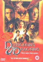 Recenzija: DUNGEONS & DRAGONS (DUNGEONS & DRAGONS)