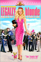 Recenzija: PLAVUŠA S HARVARDA (Legally Blonde: Special Edition)