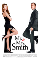 Recenzija: GOSPODIN I GOSPOĐA SMITH (Mr. & Mrs. Smith)