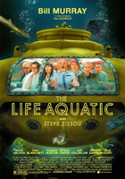 Recenzija: PANIKA POD MOREM (The Life Aquatic With Steve Zissou)