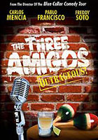 Recenzija: TRI AMIGOSA (The Three Amigos)
