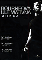 BOURNEOVA ULTIMATIVNA KOLEKCIJA / The Ultimate Bourne Collection